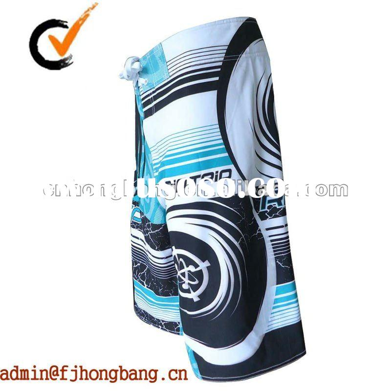 fashion 2012 custom mens surf shorts