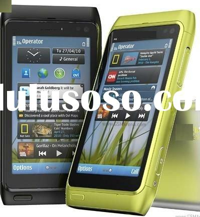 lowest price 3.5inch touch screen mobile phone N8