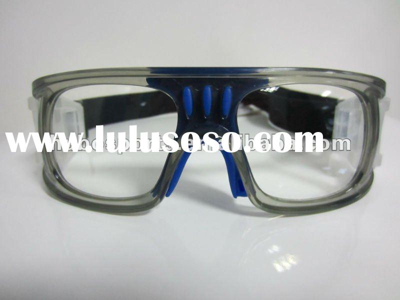 2012 new fashion basket safety sports glasses