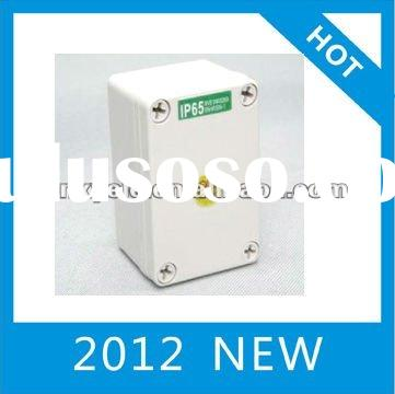 New waterproof electrical junction boxes