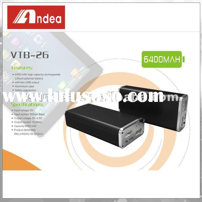 usb power bank charger AD-VTB-26