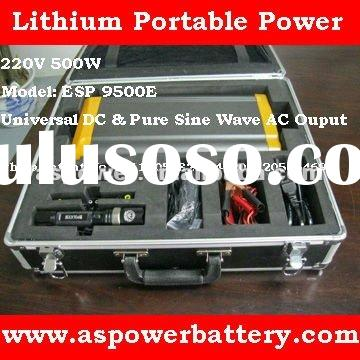 12V 40Ah Mini Lithium UPS Power Supply 500W