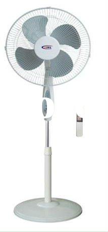 3 speed 16 inch stand fan with remote control