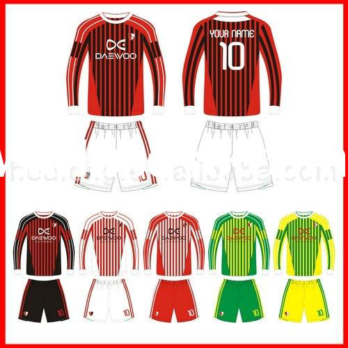 Uniforms Soccer
