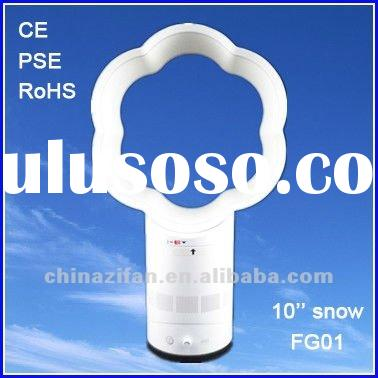 electric fan, 10'' electric fan, 10'' snow shape electric fan
