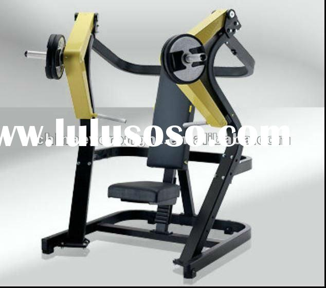 ET3-01 Plate Loaded Fitness Equipment /Chest Press