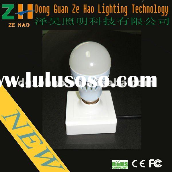 PC 6W LED lamp bulb