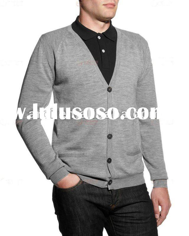 men fashion sweater for 2012