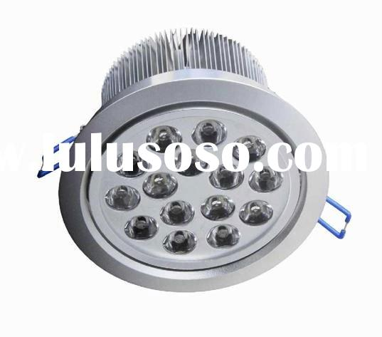 High Power Recessed led downlight 15w 230V