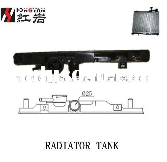 Auto Radiator tank and mold plastic tank as car parts