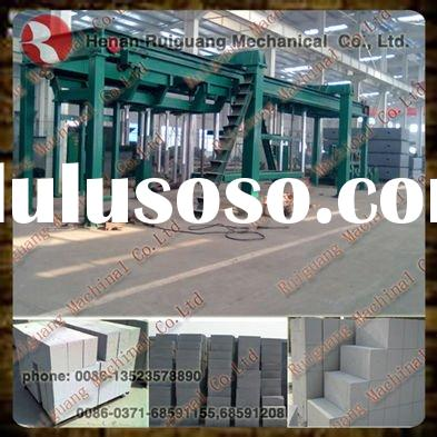 (50000-500000m3/year)AAC block/AAC plant/AAC production line