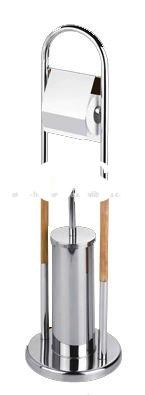 handkerchieves holder and toilet brush holder standing B9230