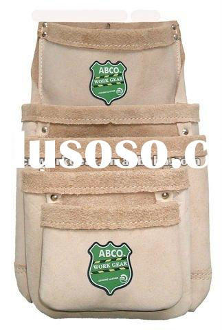 Original Leather tool pouches and tool bags tool apron