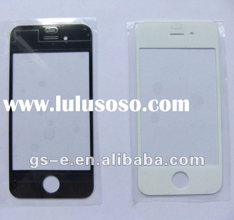 Mobile phone spare parts front lens for iphone 4G
