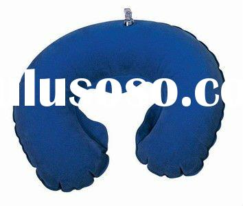 PVC Inflatable Neck Pillow
