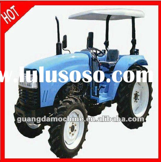 good performance 2WD 40HP mini farm tractor with sunroof