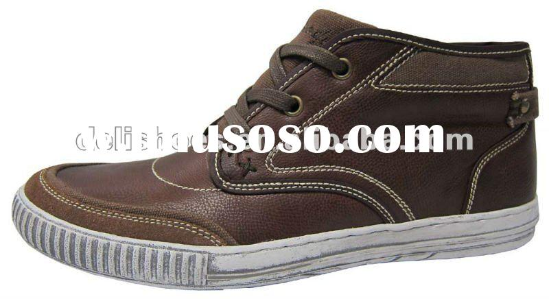 2012 latest design european style men shoes