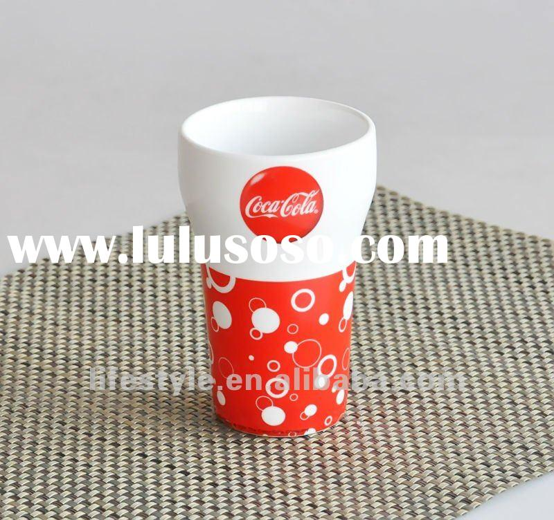 12OZ ceramic Coca cola mug