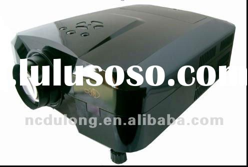 LED Projector 2200 Lumens Support 1080P