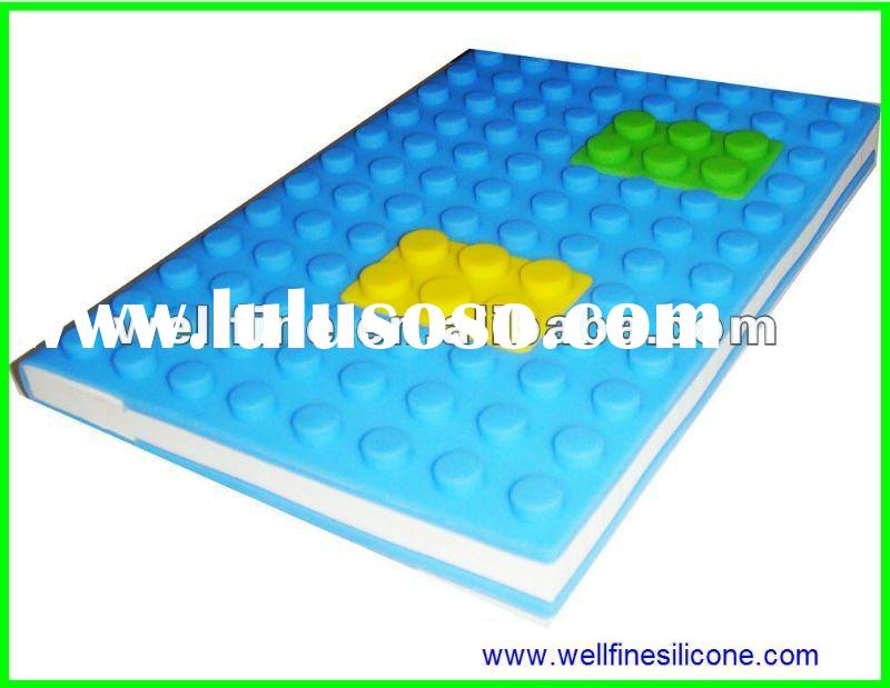 New Silicone Lego Notebook In A5 size