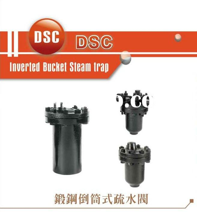 Forged Steel inverted bucket steam trap