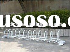 2012 spiral outdoor bike rack series reviews(ISO approved)