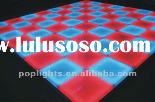 Color Changing LED Disco Dancing Floor Light