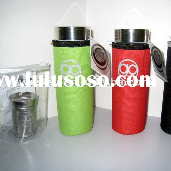 Double wall glass cup 350ml