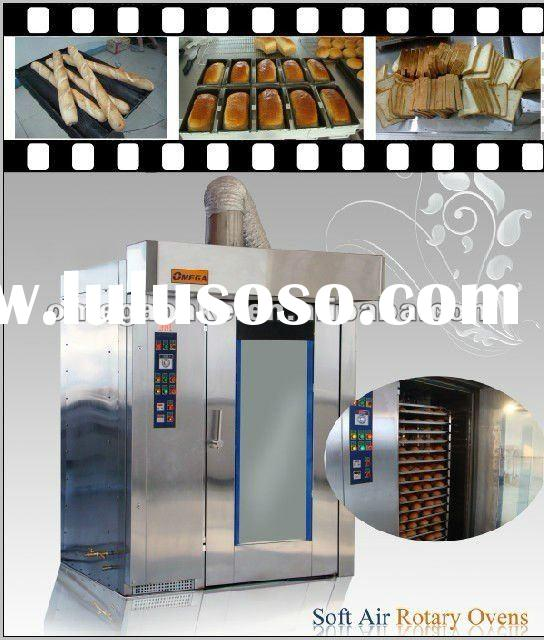 Rack Oven for Bread Bakery