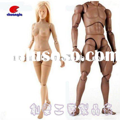 "12"" Action Figure, Custom Craft, Wholesale Plastic Toy"