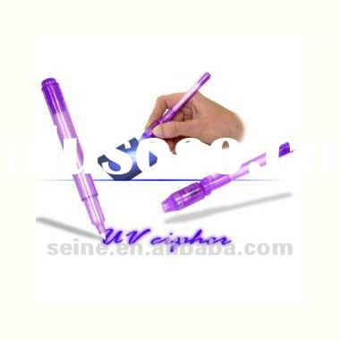 UV Pen,secret pen,invisible pen,promotion pens,magic pen