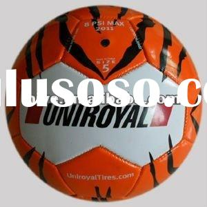 football & soccer ball