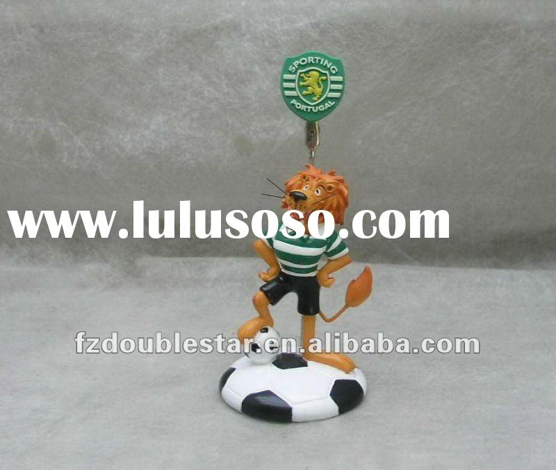 namecard pin football club promotion gift