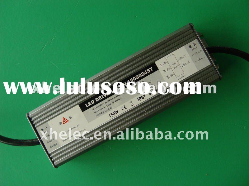 waterproof IP67 35W 50W 75W 100W 180W 150W 200W dimmable led driver, constant current led driver, LE