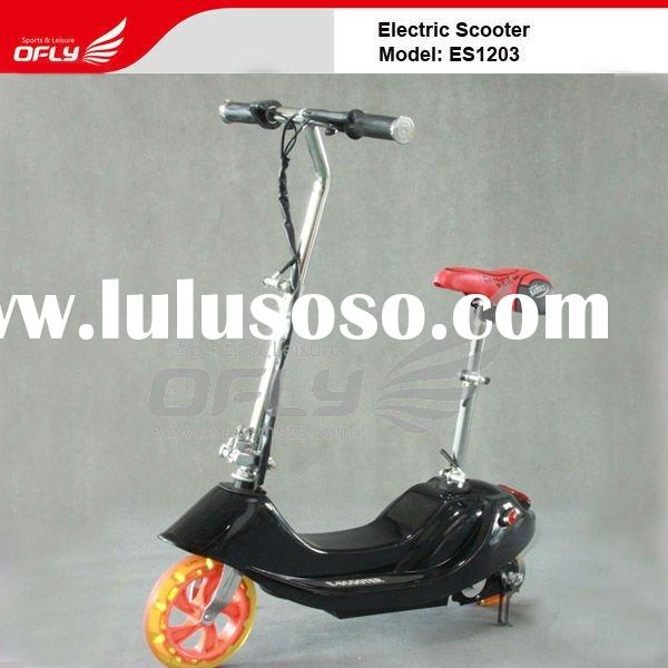120W Portable Electric Scooter with PU Wheels ES1203