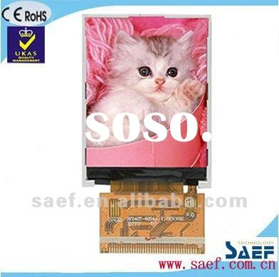 "2.40"" inch TFT panel without touch panel QVGA 240*(RGB)*320 Dots resolution TFT LCD display mod"
