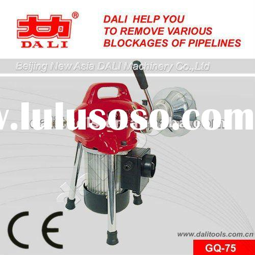 DALI GQ-75 Family power type pipe cleaners