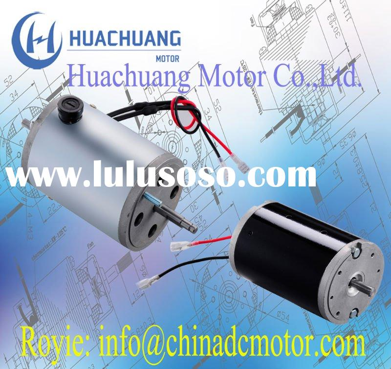 DC 24V motor for permanent magnet motor,food machine motor