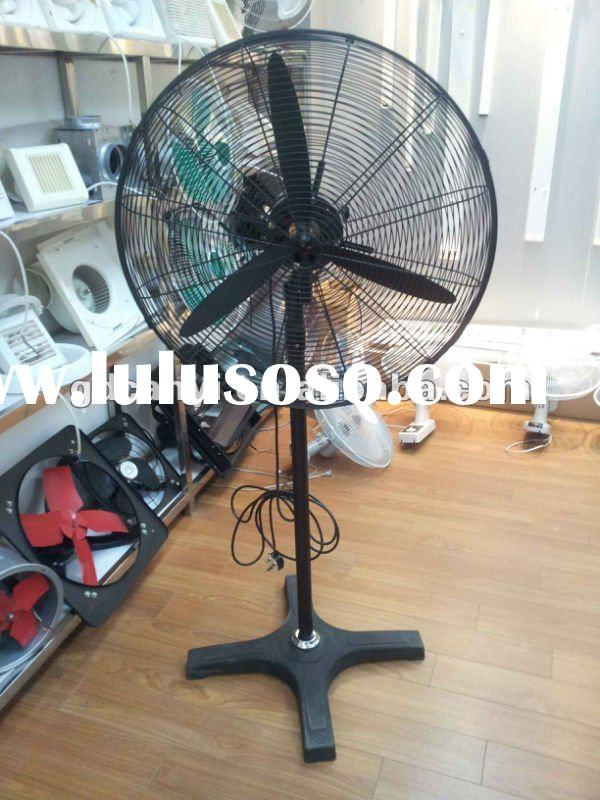 Powerful Floor Fans : Industrial stand fan manufacturers