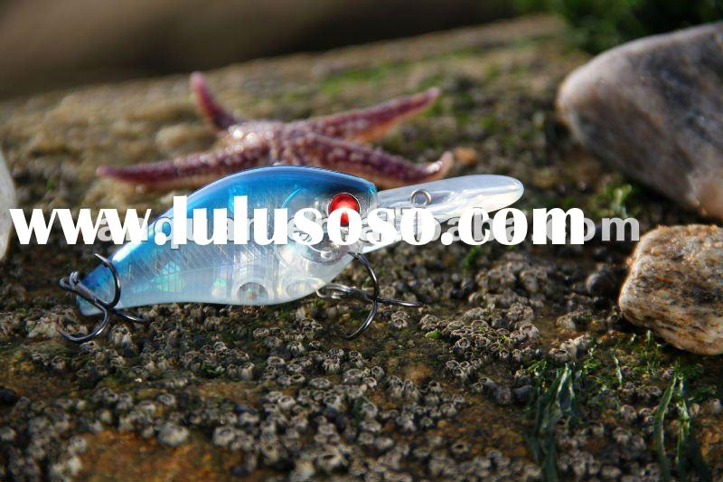 LANQUAN , high quality ,'MINNOW-13' hard palstic fishing lure accept paypal