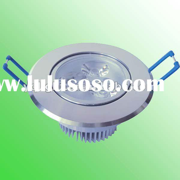 high power led ceiling lamp 3w