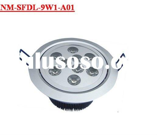 indoor led down light 9W