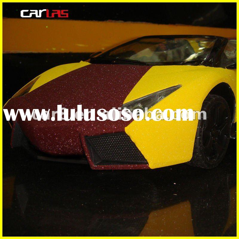 3M Carlas Red Auto Sticker PVC High quality Car decoration sticker/ protective sticker for car