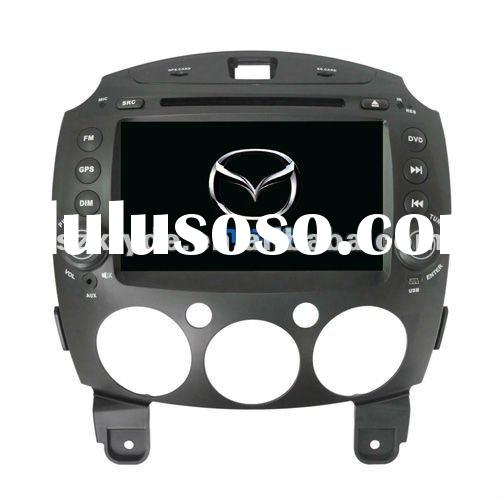 KLYDE MAZDA 2 CAR DVD with GPS