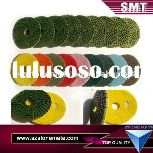 Premium Wet Diamond Polishing Pad
