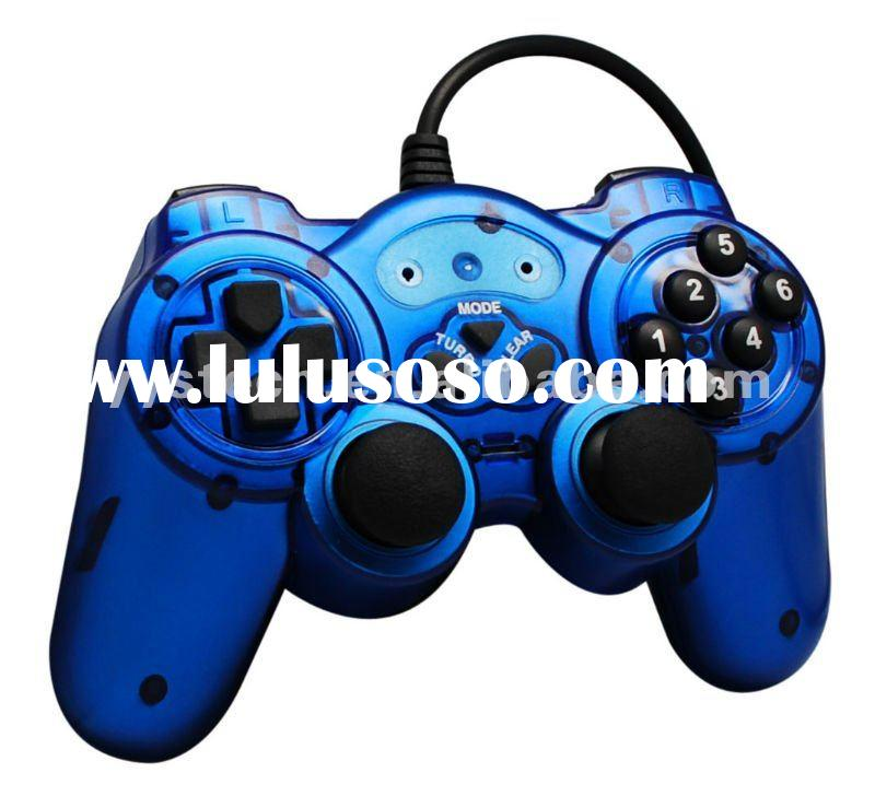 PC game controller,dual shock game pad