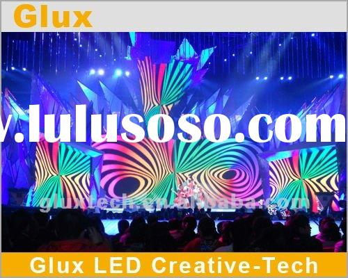 P20 mm LED full color display screens indoor