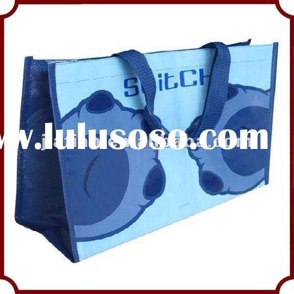Eco friendly reusable shopping bag
