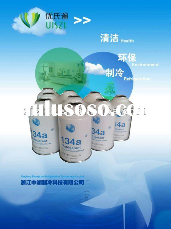 R22 R134a Refrigerant Gas used in auto air-conditioner