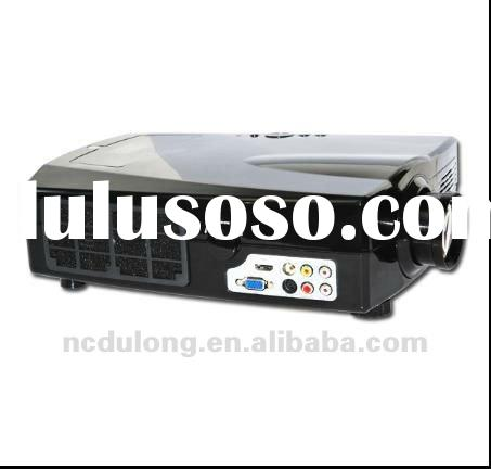 1080P 1600 Lumens Home Theater Projector